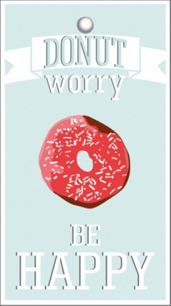 Tags Donut worry