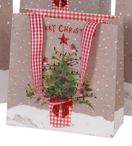 Weihnachtsbaum Bag small