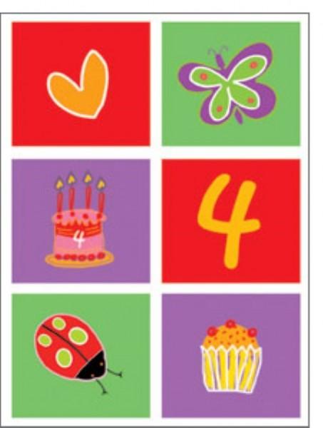 Minik. 4. Geburtstag