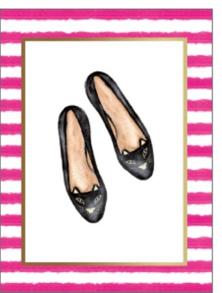 Minikarten Schuhe