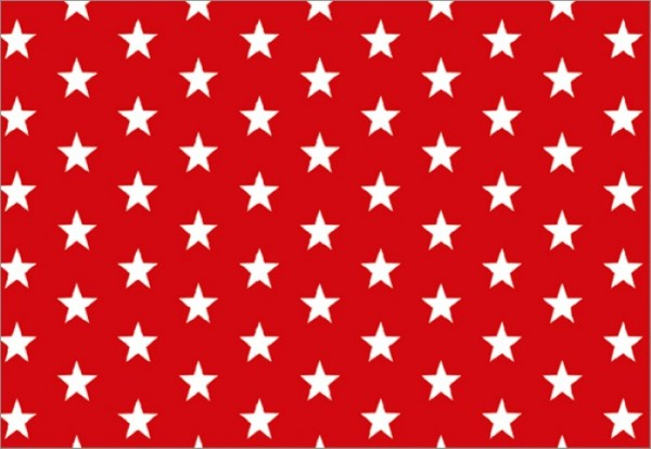 Red Stars 50x70
