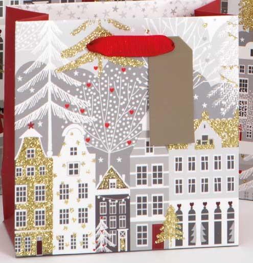 Weihnachtsdorf Bag small