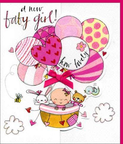 Umschlagk. Baby Girl