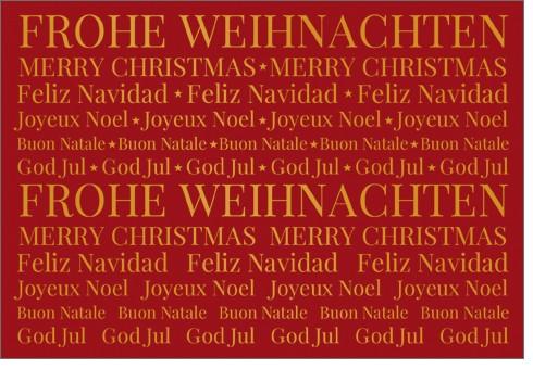 Umschlagk. Red Christmas United
