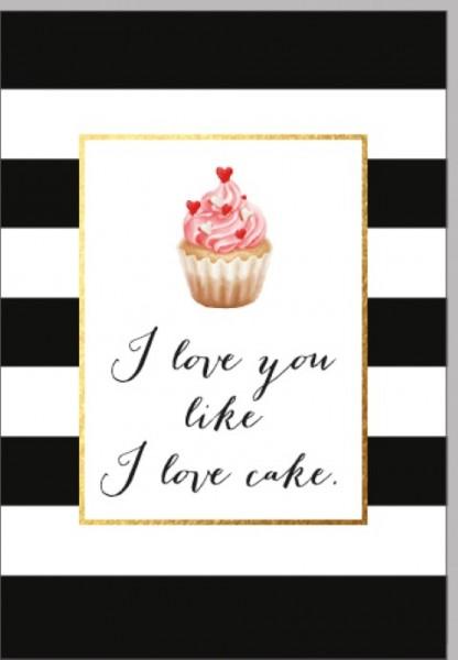 Umschlagk.love cake