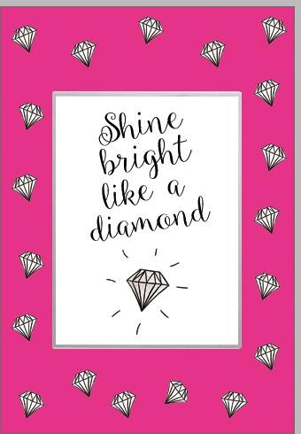 Umschlagk. Diamond