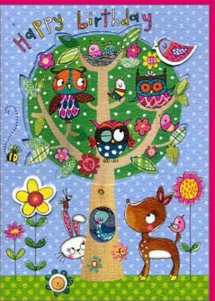 Umschlagk. Owel Tree