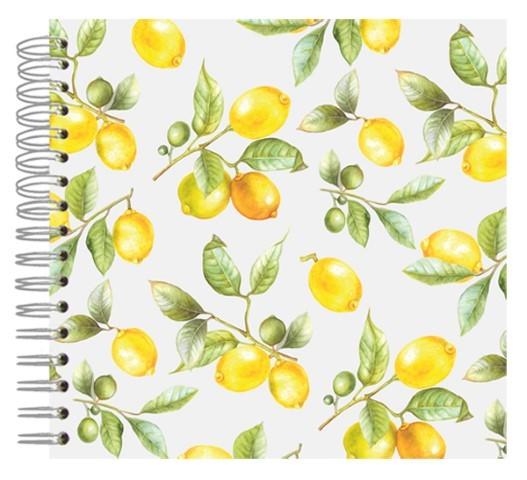 Fotoalbum 24x24 Lemon