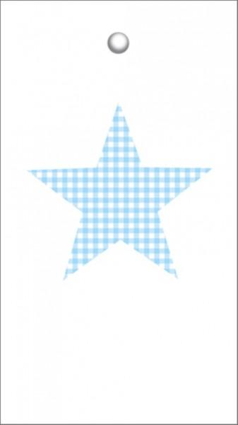 Tags Vichy Stern hellblau