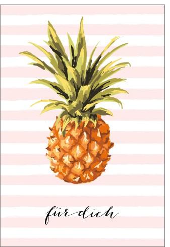 Umschlagk. Ananas für Dich