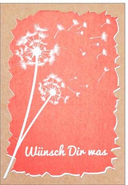 Umschlagk. pp Pusteblume
