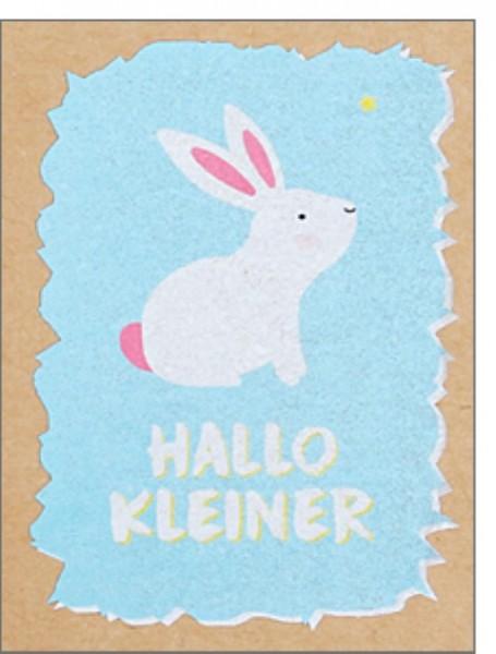 Minik. pp Hallo Kleiner