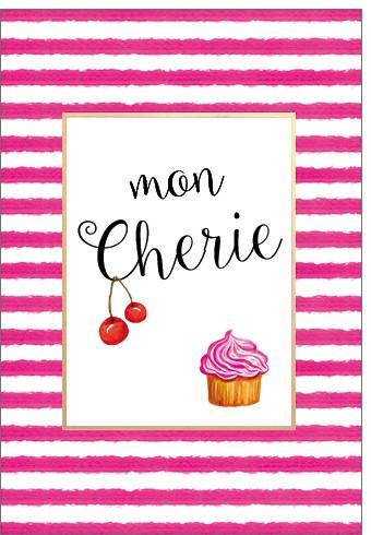 Umschlagk. Mon Cherie