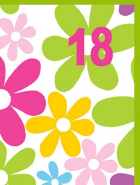 Minik. Just Flowers 18
