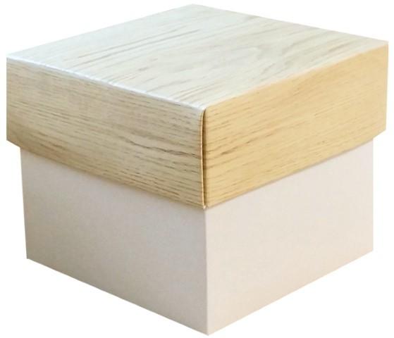 Sweet Wood Box weiß
