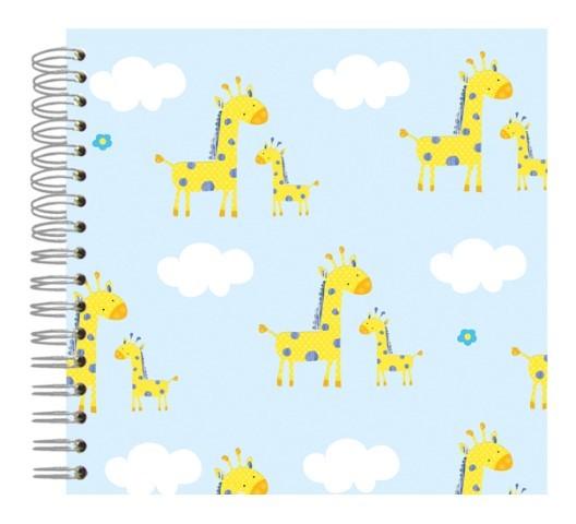 Fotoalbum 24x24 Giraffen