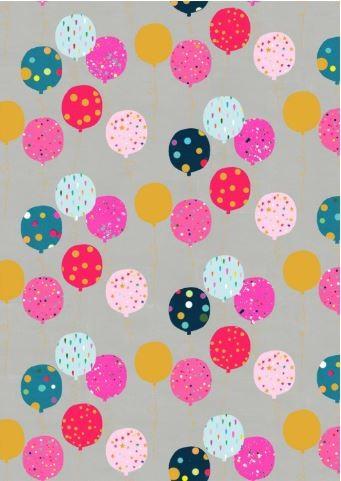 Geschenkp. Ballons feminin
